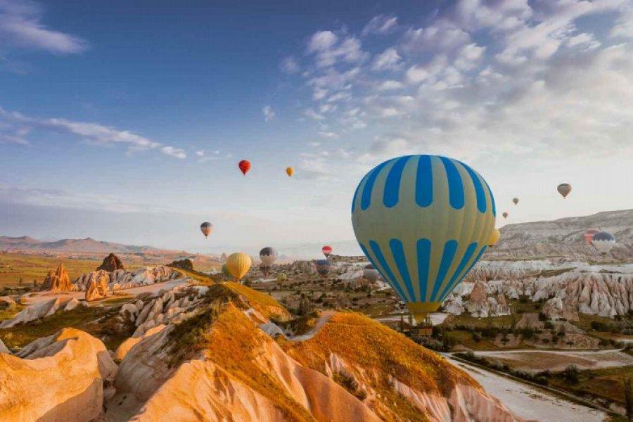 Vacation in Cappadocia
