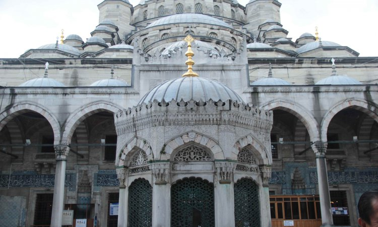 New Valide Sultan Mosque