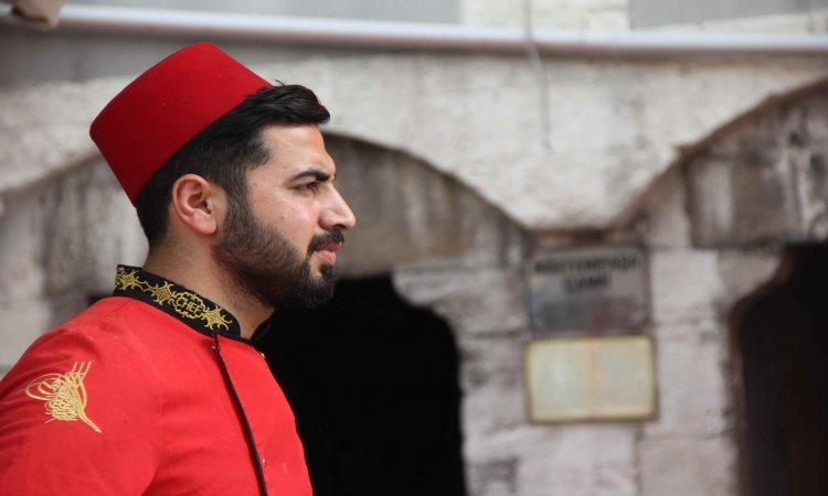 From Topkapi Palace