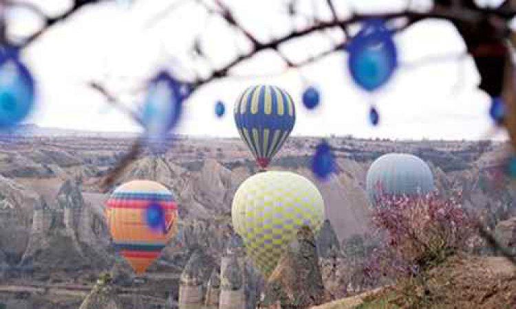 Cappadocia Ballon Tour