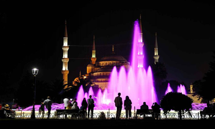 Sultanahmet Night