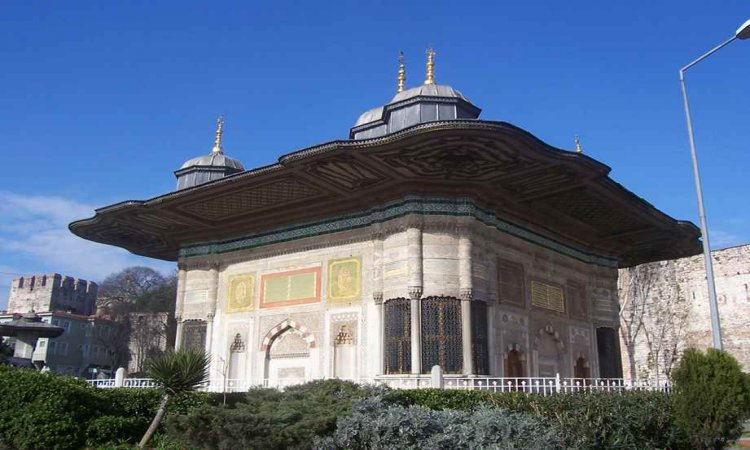 Fountain of Ahmet