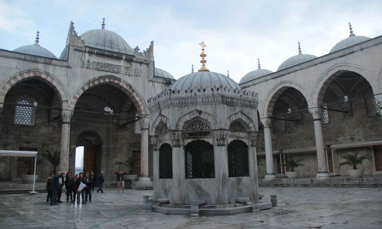 Valide Sultan Mosque