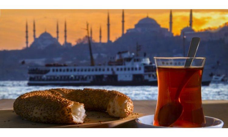 Simit 'Turkish Bagel'