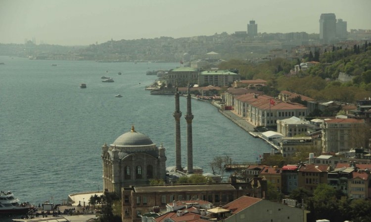 Bosphorus Bridge View