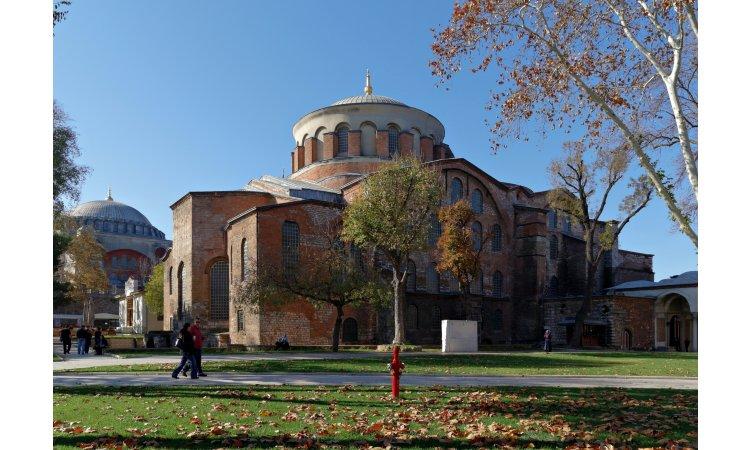 Hagia Eirene Church