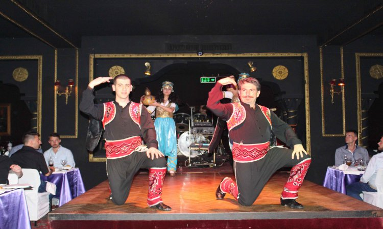 Traditional Turkish Show