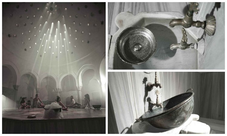 Turkish Bath ( Hammam) Tour